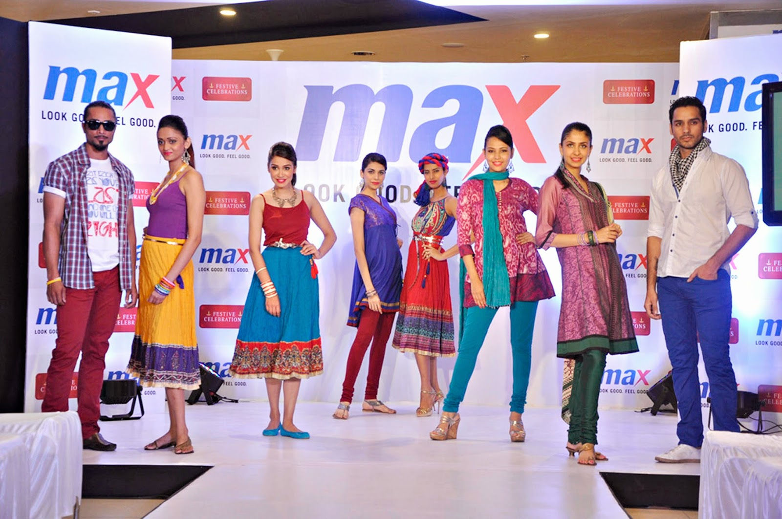 Max fashion products join to Flipkart | Textech Communique
