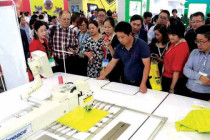 World largest sewing machinery show gets bigger