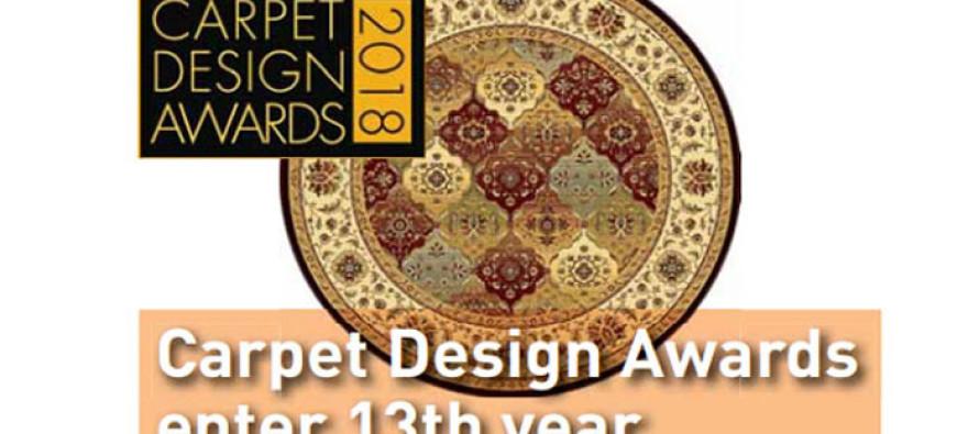 Carpet Design Awards enter 13th year