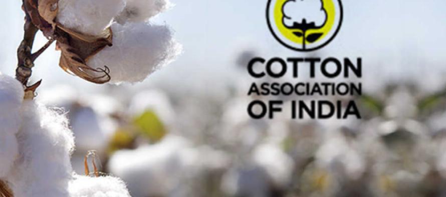 CAI lowers 2018-19 cotton crop estimate to 340 lakh bales